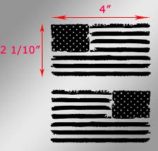 call of duty jeep decal product 2 jeep usa flag distressed wrangler left and right decals
