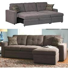 Sectional Sofa With Storage And Sleeper Sleeper With Storage Sectional Sofa With Storage And Sleeper