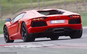 lamborghini back download wallpaper back view red aventador lamborghini free