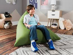 jaxx bean bags kids pivot bean bag lounge chair