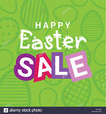 decorative eggs for sale happy easter sale flyer design discounts banner with stock
