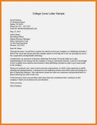 cover letter for recent graduates