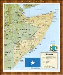 Map Of Somalia Somalia Main Map Jpg