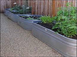 galvanized water trough galvanized water trough garden galvanized