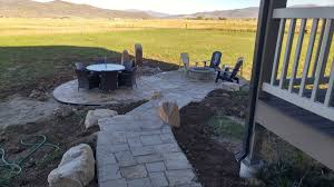 Rock Patio Designs by Patio Additions Are A Great Choice For Your Salt Lake Outdoor