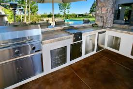 backyard kitchen expose imagine backyard living