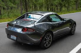 mazda sports car models first drive mazda mx 5 rf a breath of fresh air