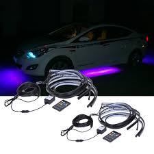 strobe lights for car headlights newest high power rgb colorful flash strobe underbody flexible glow