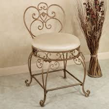 Small Bathroom Chairs Tips Vanity Chair With Wheels Cheap Vanity Chairs Small