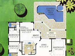 awesome house plans with pool best of house plan ideas house house plans with pool fresh the dover