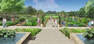 Dallas Arboretum And Botanical Garden Dallas Arboretum Adds Edible Garden For Visitors To Taste