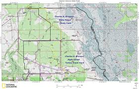 Oviedo Florida Map by Charles H Bronson State Forest