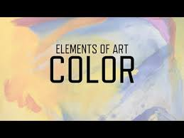 Text Artwork by Analyzing The Elements Of Art Five Ways To Think About Color