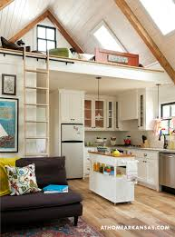 Cute Interior Design For Small Houses The Little House In Little Rock