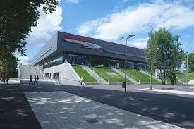 porsche headquarters stuttgart porsche arena wolff u0026 müller holding