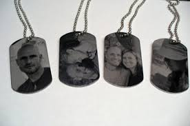 laser engraved dog tags photo engraving custom laser design inc