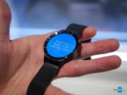 android wear price the huawei image from huawei s android wear might be