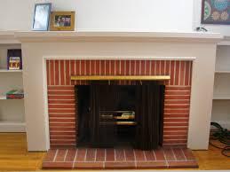 elegant brick fireplace makeovers brick fireplace makeovers