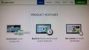 swiftracker enterprise asset management software swiftracker at
