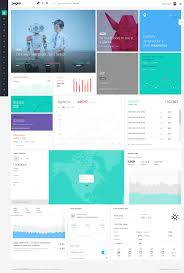 pages admin template top free admin panel material design template