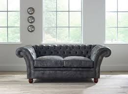 grey chesterfield sofa grey leather chesterfield sofas leather suites settees