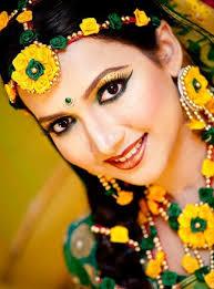 new fresh flower jewellery for mehndi mayun 2017 18