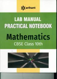 cbse laboratory manual mathematics class 10th term 1 u0026 2