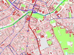 Map Of Vienna Conference Venue Ares 2006