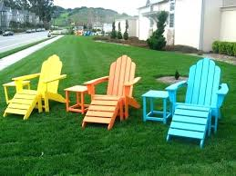 recycled plastic outdoor furniture or heavy recycled plastic patio
