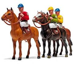 Kentucky Derby Decorations Horse U0026 Jockey 6 Inch Caufields Com