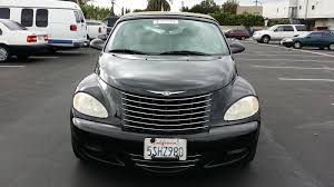 2008 chrysler pt cruiser convertible limited turbo related