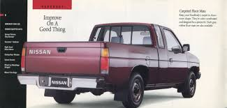 japanese nissan pickup 1988 nissan pickup information and photos momentcar