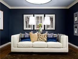 Dark Living  Family Room Photos - Family living rooms
