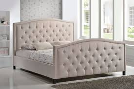 Tufted Headboard And Footboard Fb1519 Upholstered Bed Frame Bedroom Furniture With Tufted