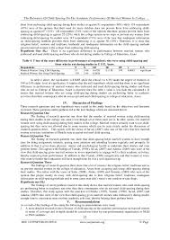 Warrant Officer Resume Examples by The Relevance Of Child Spacing On The Academic Performance Of Married U2026