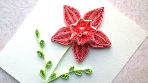 quilling design ideas how to make a paper quilling design flower