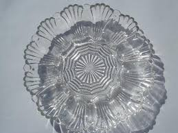 deviled egg platter vintage vintage glass egg plates divided serving trays for deviled eggs