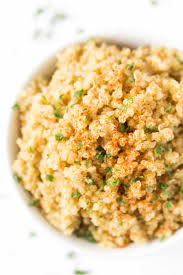 quinoa cuisine 5 ingredient garlic butter quinoa simply quinoa