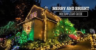 lights of christmas stanwood northwest holiday lights