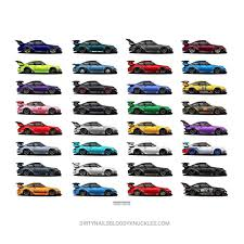 You Can Pick Just One Which Rwb 993 Collection Poster At