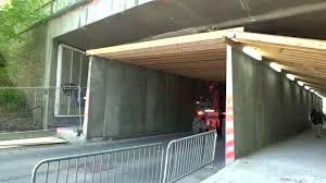 bureau de poste evere evere le passage sous le pont grosjean bloqué à la circulation à
