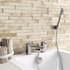 bathroom taps bath shower mixer taps houseofenki com desire bath filler tap with shower head