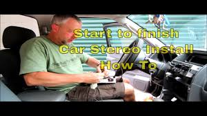 nissan australia radio code nissan dvd stereo install how to from start to finish youtube
