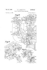 patent us3006032 plastic injection molding machines google patents