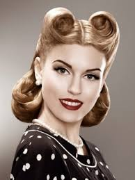 old fashioned hairstyles for long hair 50s housewife hairstyles 50s hairstyles long hair retro