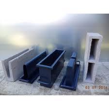kit forma de bloco 10