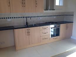 b u0026q chilton beech effect second hand kitchen units and worktop for