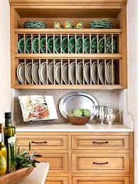 kitchen cabinet displays kitchen cabinet displays kitchen best cabinet plate rack ideas on