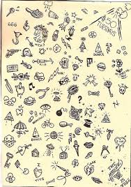 great ideas for finger tattoos some in mind hp