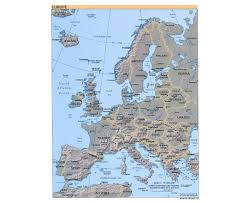 Map Of Europe Political maps of europe and european countries political maps road and